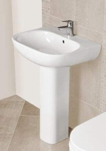 Kala lavabo con Pedestal 1TH: Amazon.es: Hogar