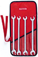 Extra Thin Open End Wrench Sets - set wr o e thin angle 4