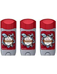 Old Spice Wild Collection Deodorant Krakengard 3 oz (Pack of 3)