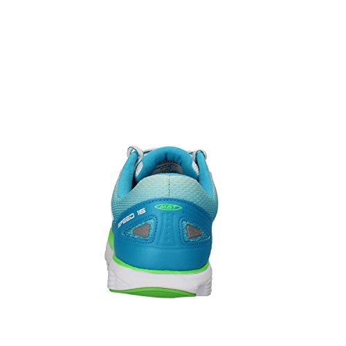 MBT Sneakers Hombre 43 EU Azul Textil