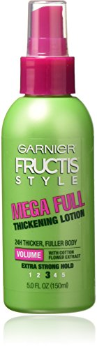 Garnier Fructis Full & Plush Mega Full Thicken Lotion 5 Ounc