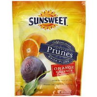 Sunsweet Gold Label Orange Essence Prunes Dried Plums 7 OZ (Pack of 12) by Sunsweet