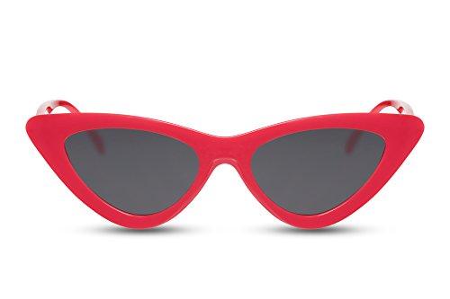 Gafas Gato 005 Lentes Mujer Fashion Mujeres Ojo de Gafas Ca Ahumadas de de Diseño sol Protección UV400 Cheapass BgXTw