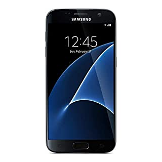 Tracfone  Samsung Galaxy S7 4G LTE Prepaid Smartphone (Locked) - Black - 32GB - Sim Card Included - CDMA (TFSAG930VCP)