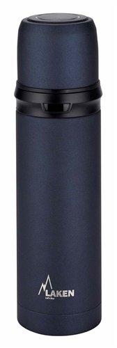 Laken Thermo Flask (Black, 17oz - 500ml)