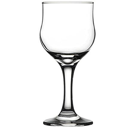 Pasabahce Tulipe Red Wine Glass,240 ml, Set of 6