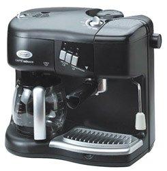 DeLonghi BCO 120 - Cafetera (Cafetera combinada, 1,3 L, 1700 W ...