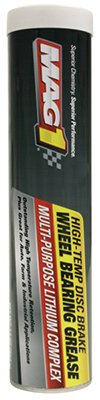 Warren Distribution MG620014 Hi-Temp Disc Brake Wheel Bearing Grease, 14-oz. - Quantity 10 by Warren Distribution