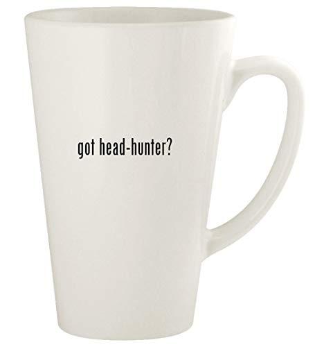 Ilongot Costumes - got head-hunter? - 17oz Ceramic Latte