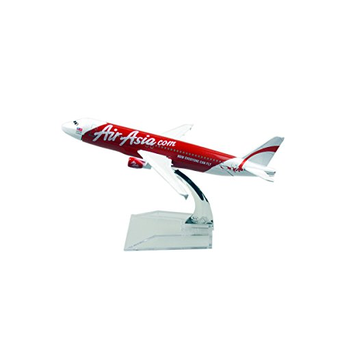 Air Asia A320 Alloy Metal Model