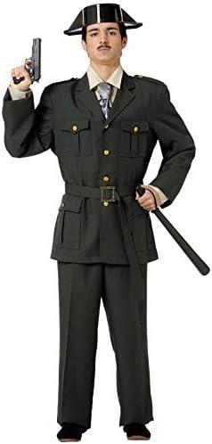 DISBACANAL Disfraces de Guardia Adulto - -, L: Amazon.es: Juguetes ...