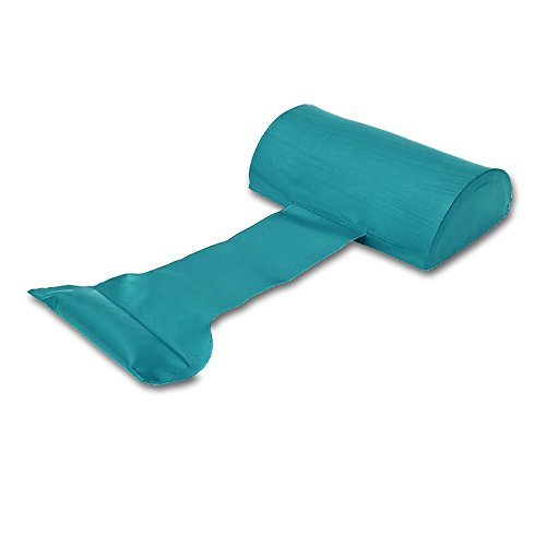 California Sun Deluxe Weighted Super Soft Spa Pillow Cushion - Aquamarine