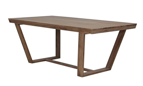 Crafted Home Decorative Edgewater Rectangle Dining Table, 79