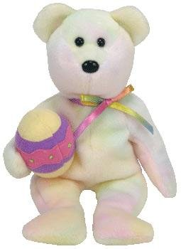 b837010f641 Image Unavailable. Image not available for. Color  Ty Beanie Babies Eggs -  2006 Bear
