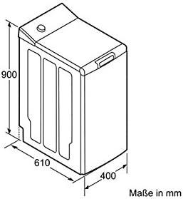 Siemens WP12T445NL Independiente Carga superior 6.5kg 1200RPM A+++ ...