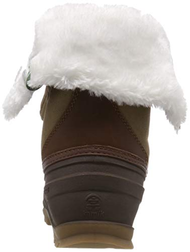 kaki Bottes Harper2 Femme Kha Kamik Neige de Vert Khaki pA1nwqfF