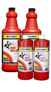 Pro's Choice - CTI - Red Relief - 2 pint set 1070