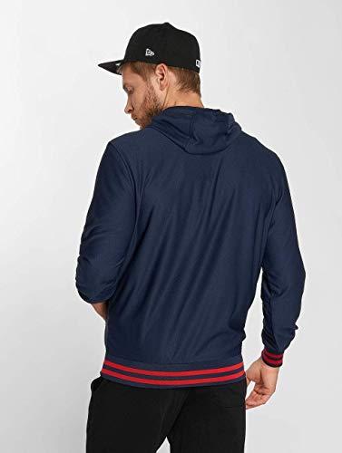 Hoodie Era Dryera Pullover Bleu Patriots New Nfl England AqW4w1
