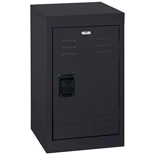 Sandusky Lee Kids Locker, LF1B151524-09 Single Tier Welded Steel Locker, 24″