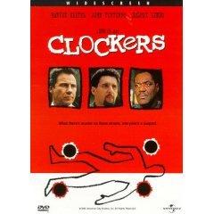CLOCKERS A Spike Lee movie on DIGITAL LASERDISC - 2 movie laser disc set