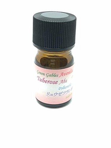 月下香精油 ピュアエッセンシャルオイル チュベローズアブソリュード Tuberose (50ml) B078HLQFCJ  50ml