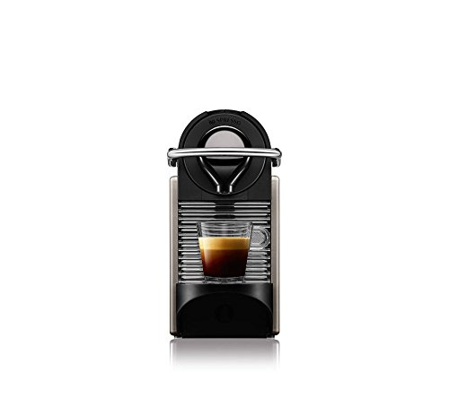 Nespresso pixie espresso maker with aeroccino plus milk frother electric new - Pixie target nespresso ...