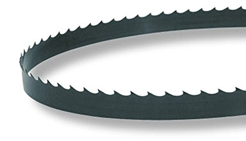 131.5 x1/4 x 6 TPI Carbon Bandsaw Blade Fits Grizzly Bandsaw G0513ANV 17'' Saw Made in USA