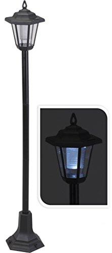ProGarden Solar Powered Garden Lamp Driveway Light Outdoor Pathway Led Lantern Post Review