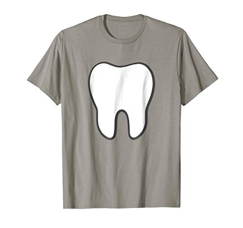 Tooth Fairy T-Shirt Halloween Tooth Molar Costume -