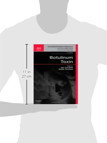 Botulinum Toxin: Procedures in Cosmetic Dermatology Series, 3e - medicalbooks.filipinodoctors.org