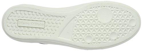 Marc O'Polo Sneaker - Zapatillas Hombre Negro - Schwarz (Black 990)