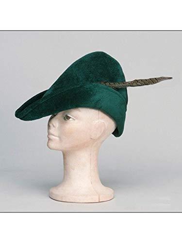 DISBACANAL Sombrero de Robin Hood Tela  Amazon.es  Juguetes y juegos 6e970d13fcc
