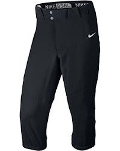Nike Flex Vapor Elite Men's Baseball Pants Size Large Black 747229-010 by NIKE