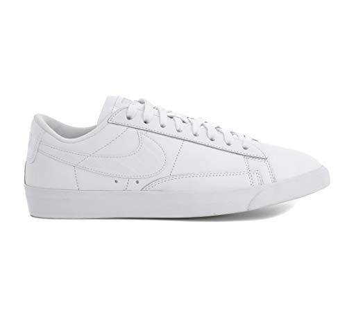Scarpe Nike Blazer Donna white white Ess Da Low 001 Ginnastica W Bianco white Basse xrrqTZnI8