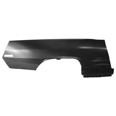 GMK211260070R Right Quarter Panel Skin for 1970-1976 Dodge -