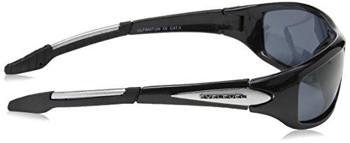 Sol Grey Ultimatum de Gafas Hombre Black para Negro 60 Eyelevel 7qtUpcWw7