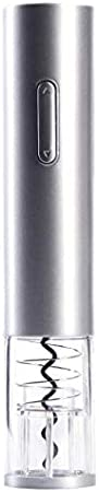 Sacacorchos Abridor De Vino Eléctrico Automático Sacacorchos De Botella Juego De Papel De Aluminio Abridor De Vino Tinto Profesional Para Regalo De Herramienta De Cocina