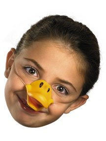 [One Size Costume Duck Nose] (Duck Costumes Adult)