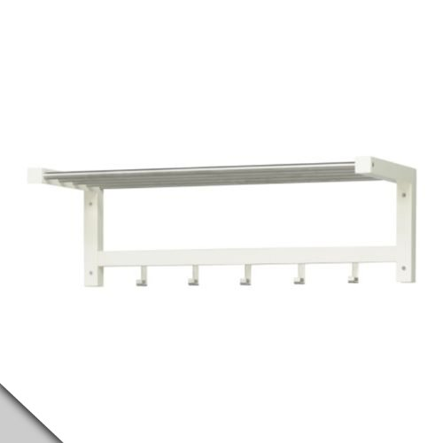 Amazon.com: IKEA TJUSIG – Gorro rack, color blanco: Kitchen ...