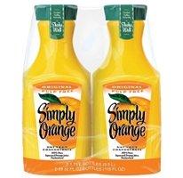 Simply Orange® Twin Pack - 2/59oz Bottles