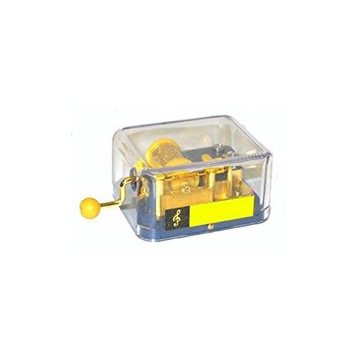 誠実 See Thru Hurdy Gurdy音楽box- Small It Hurdy 's Thru A Small World B001NG8FKW, 車椅子ファッションピロレーシング:659565c6 --- arcego.dominiotemporario.com