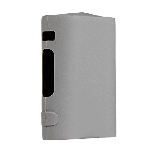 Istick Pico   Sandistore Istick Pico 75W Tc Protective Soft Silicone Gel Skin Sleeve Wrap Case Cover Fits Istick Pico Kit 75W Mod  Gray
