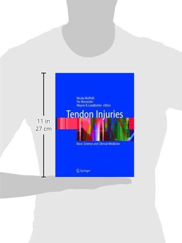 Tendon Injuries