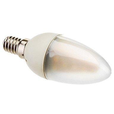 E14 3 W 210 – 230LM 2800 – 3200 K 48 x SMD 5050 Milky White
