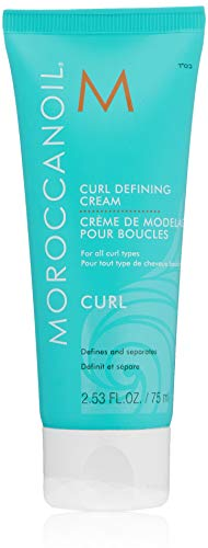 Moroccanoil Curl Defining Cream, Travel Size (Best Curl Mousse For Curly Hair)