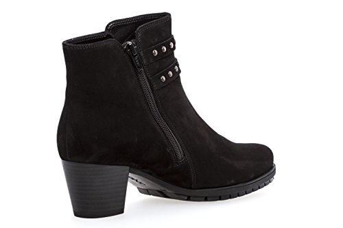 Gabor - botines de caño bajo Mujer negro