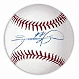 Sammy Sosa Autographed Chicago Cubs MLB Baseball