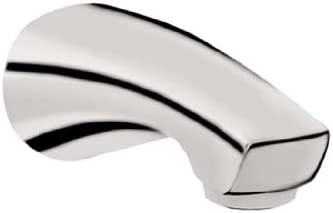 Arden Wall Mount Tub Spout Trim Finish Brushed Nickel