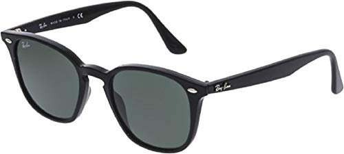 Ray-Ban RB4258 601/71 Sunglass Black Frame / Green Lens ()