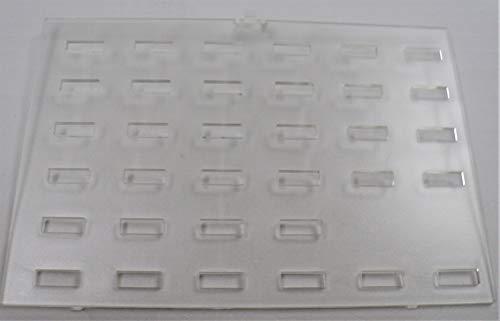 - Desi Plastic Overlay (aka Label Cover) for AT&T Avaya Lucent Partner MLS-34D Phone